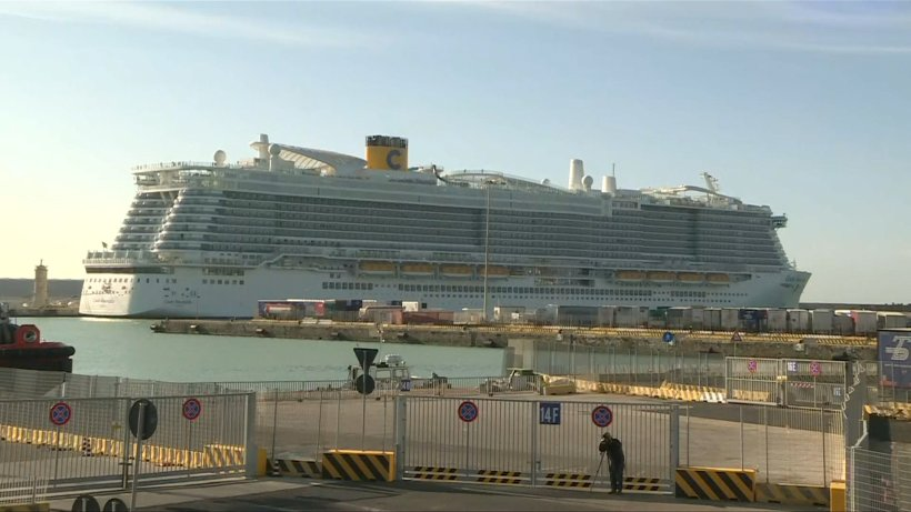 Kreuzfahrtschiff Quarantäne