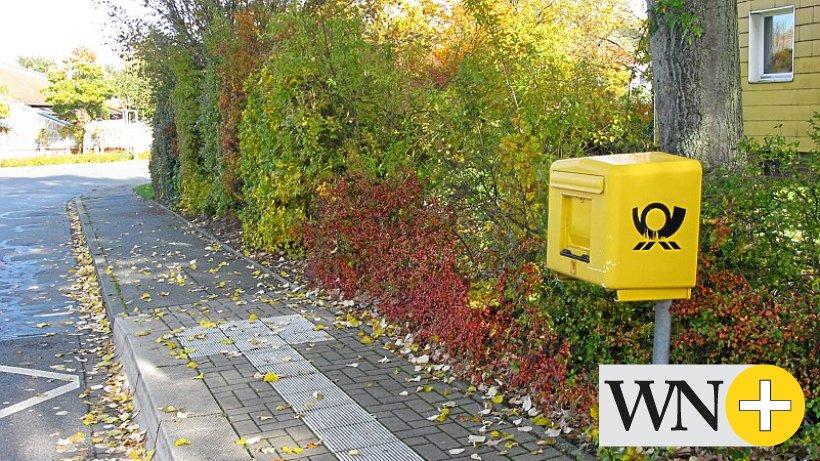 Briefkasten Wolfsburg