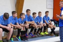 Mäßiger Auftakt für die Nachwuchsteams des TSV Germania