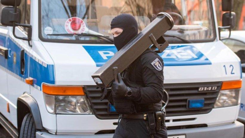 Razzia gegen radikale Islamisten