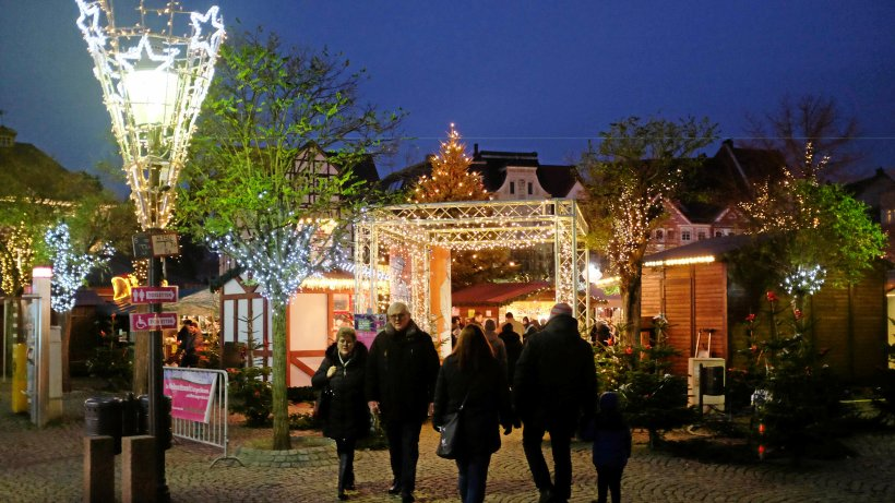Weihnachtsmärkte im Kreis Peine – Was Sie wissen müssen - Wolfsburger Nachrichten