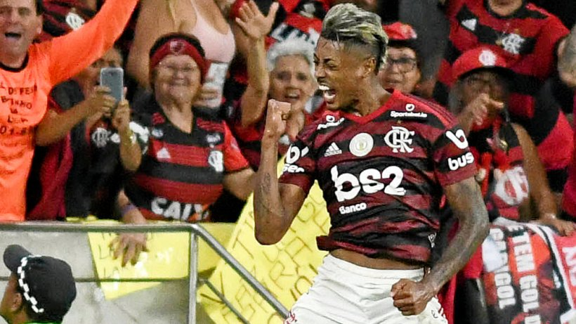 Führt der Ex-VfLer Henrique Flamengo zu zwei Titeln? - Wolfsburger Nachrichten