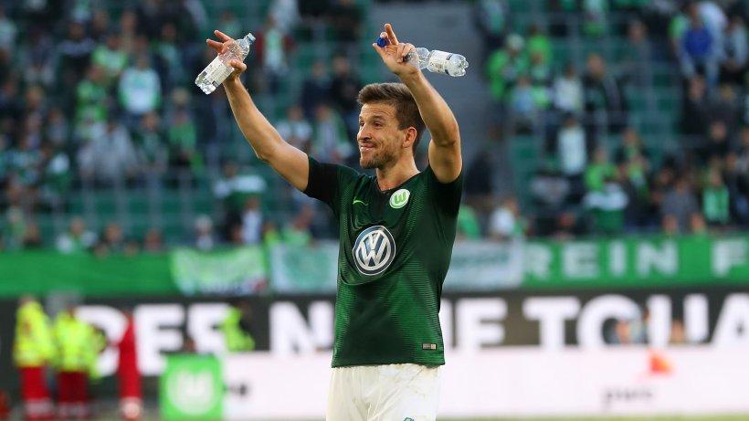 VfL Wolfsburg: Wie geht's bei Ignacio Camacho weiter? - Wolfsburger Nachrichten
