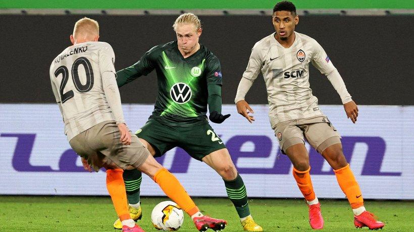 Vfl Wolfsburg Donezk