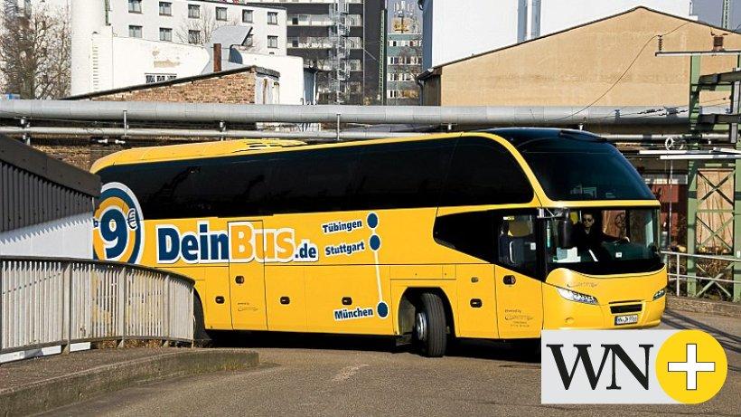 Mit dem Bus von Wolfsburg nach Leipzig und Hamburg ...