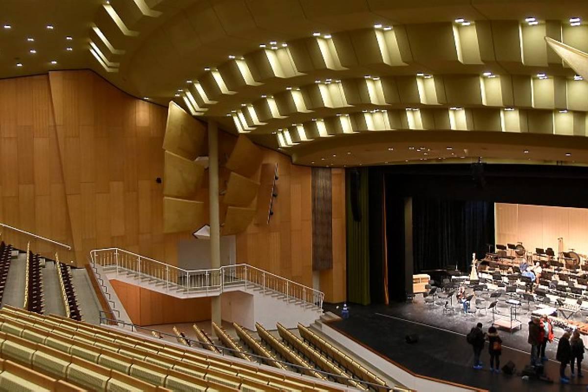 Theater Rundgang Das Hat Die Sanierung Gebracht Wolfsburg