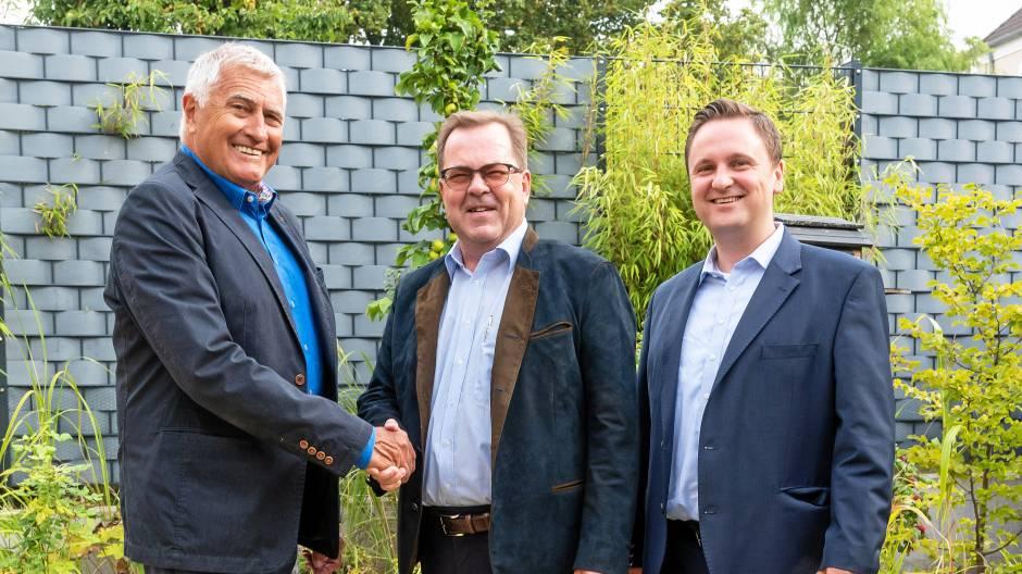 top design differently arriving Rainer Bogner neuer Vorsitzender beim Hospizverein Wolfsburg ...