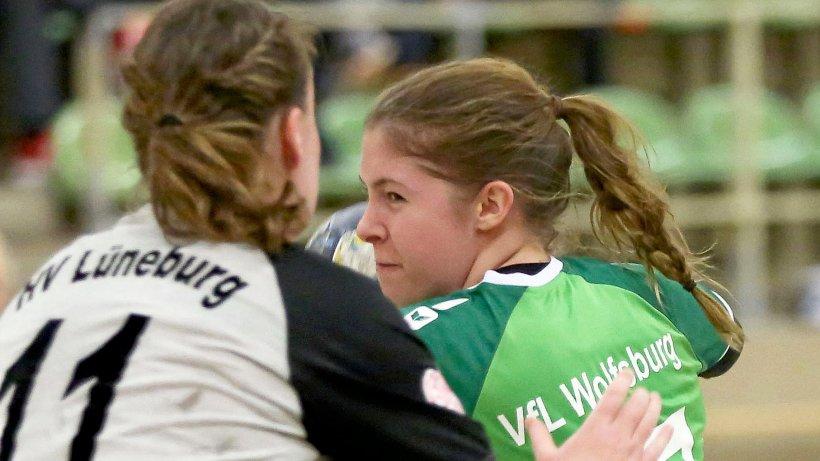 VfL-Frauen verspielen spät einen Drei-Tore-Vorsprung - Wolfsburger Nachrichten